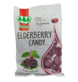 Kaiser Elderberry Candy 90g
