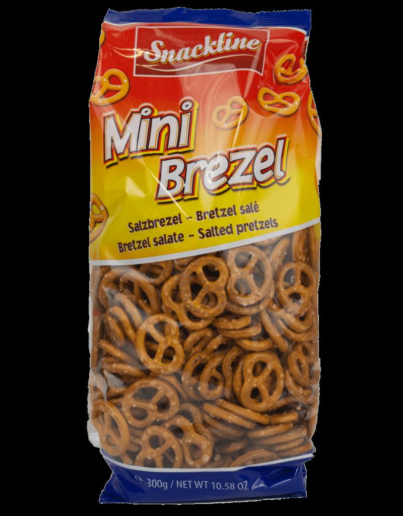 Snackline Snackline Mini Pretzels 300g