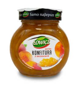 Lowicz Peach Jam 200ml
