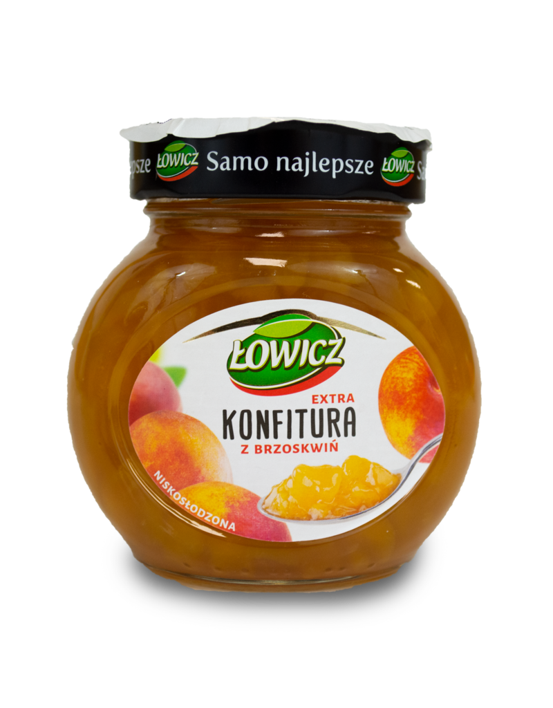 Lowicz Lowicz Peach Jam 200ml