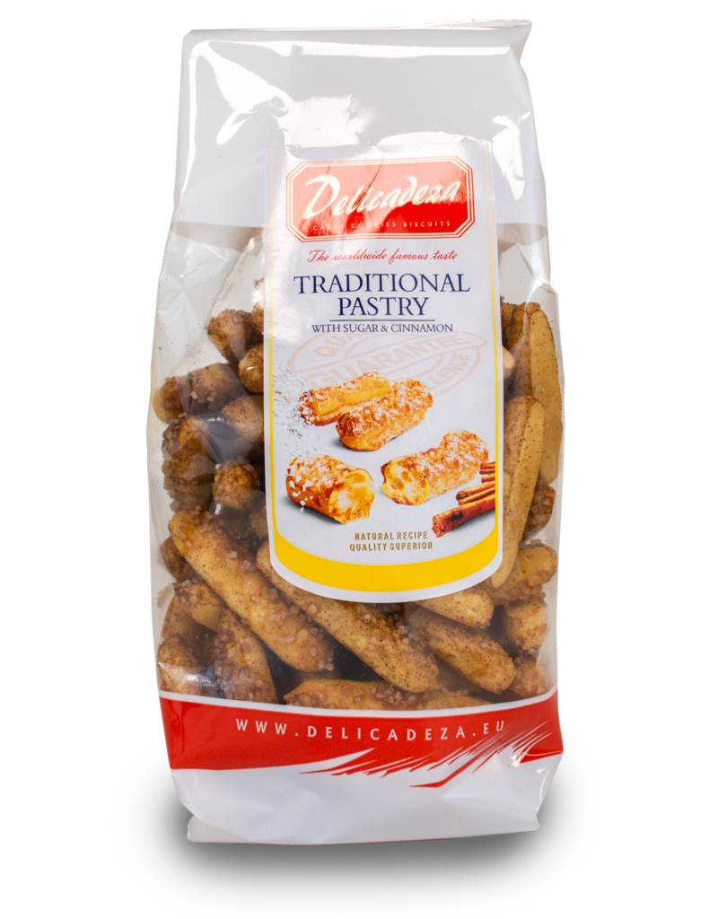 Delicadeza Delicadeza Cinnamon Puff Pastry 125g