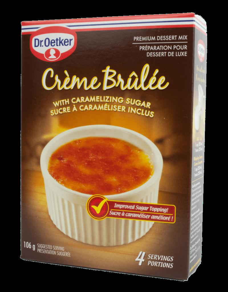 Dr Oetker Dr Oetker Creme Brulee 106g
