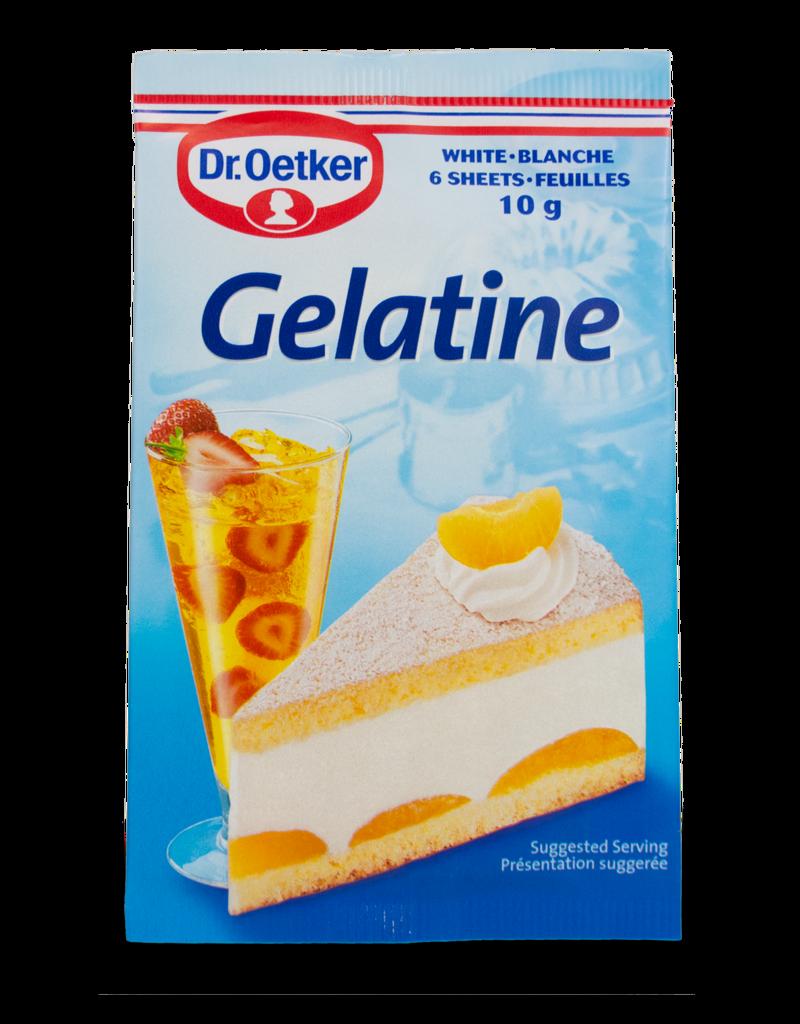Dr Oetker Dr Oetker Gelatine 10g
