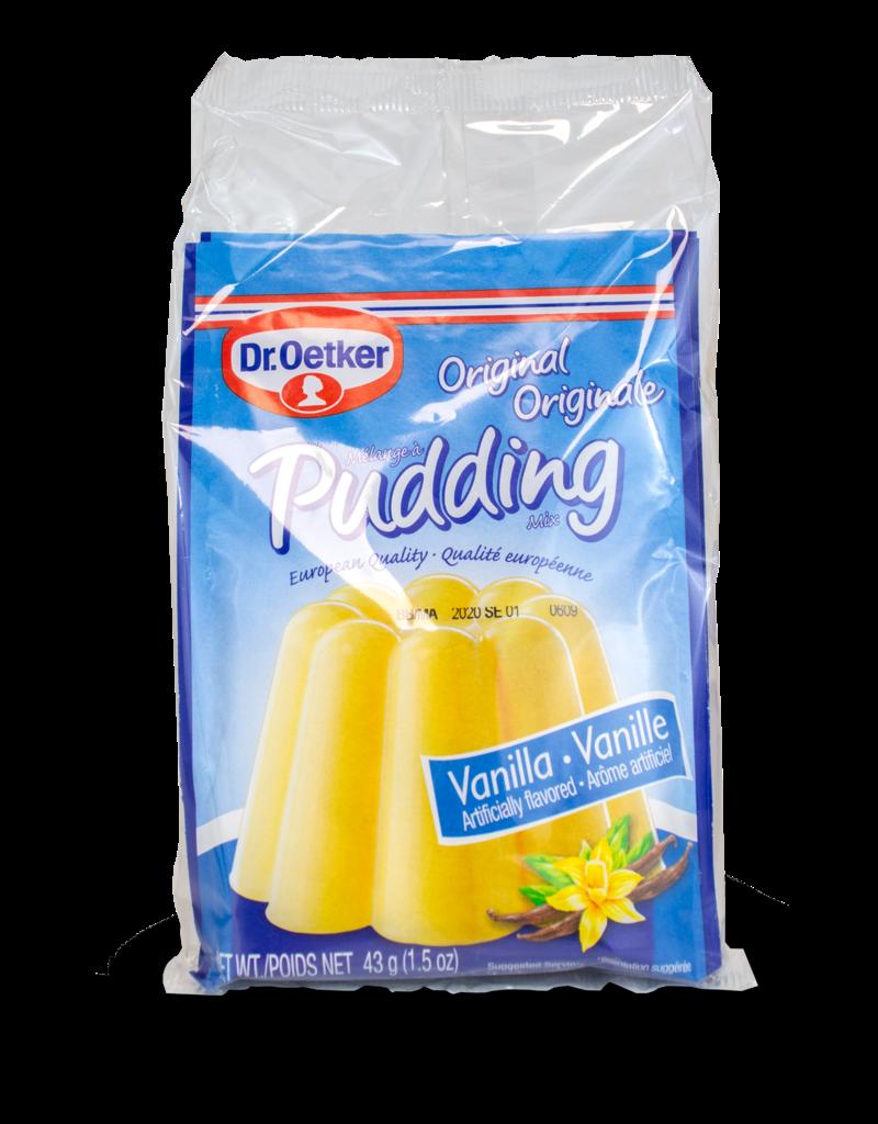 Dr Oetker Dr Oetker Vanilla Pudding 3X43g
