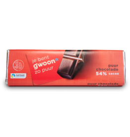 Gwoon Dark Chocolate Bar 100g