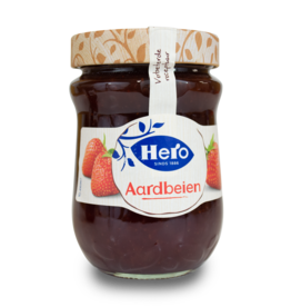 Hero Jam - Strawberry 250ml