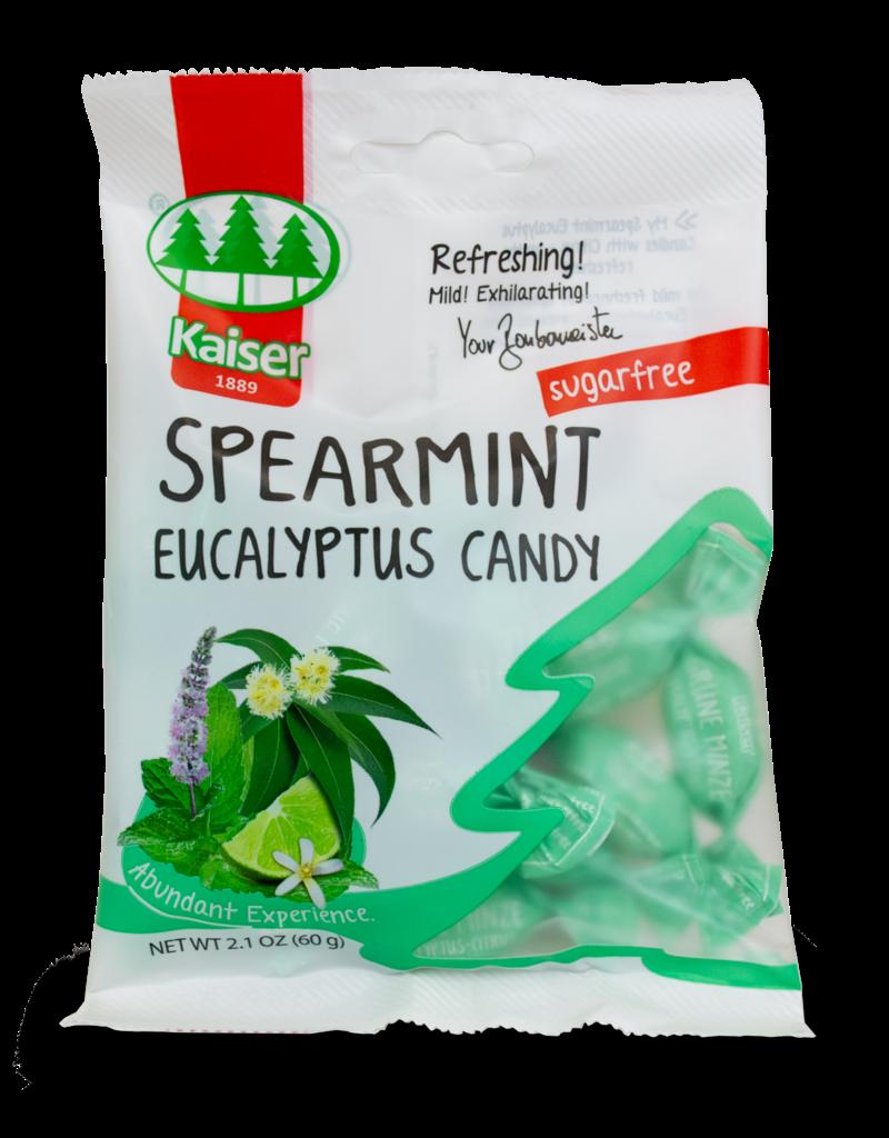 Kaiser Kaiser Spearmint Eucalyptus Candy 60g