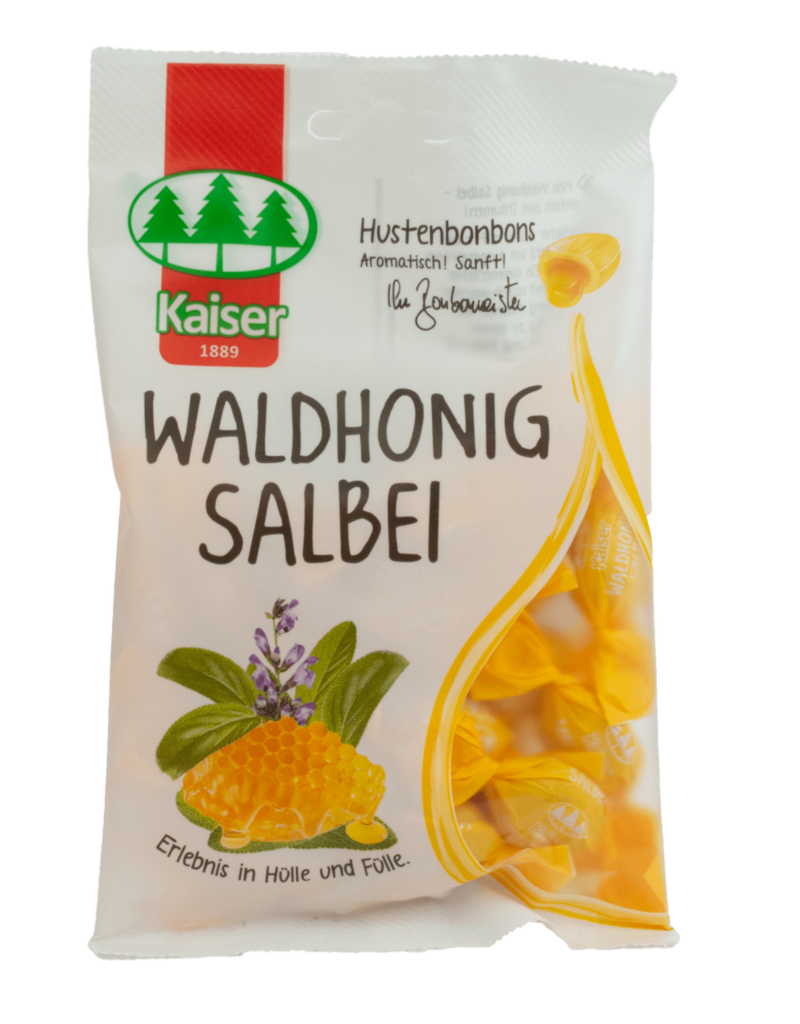 Kaiser Kaiser Wild Honey & Sage 90g