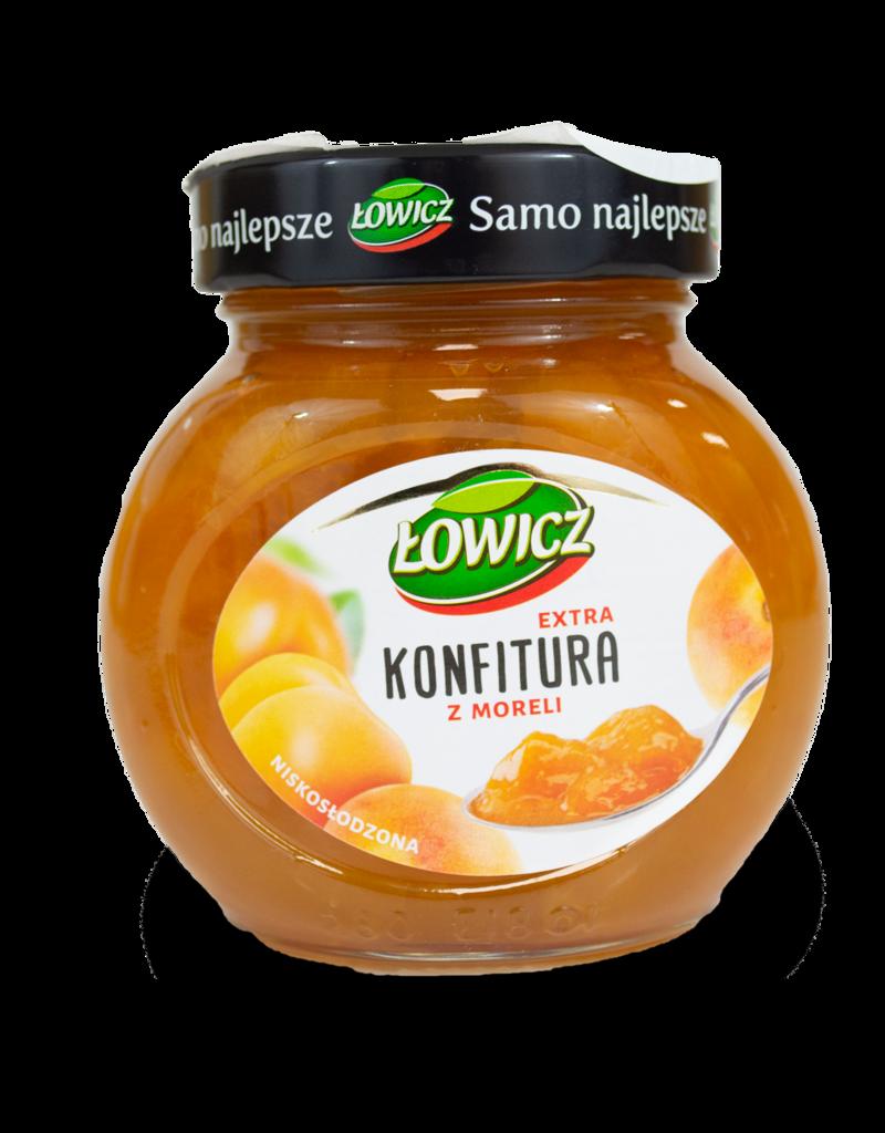 Lowicz Lowicz Apricot Jam 200ml