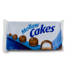 Continental Bakeries Mallow Cakes 135g