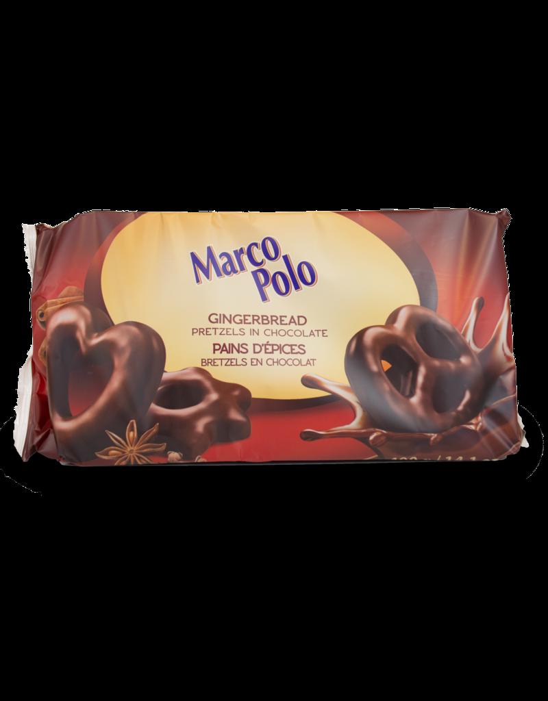 Marco Polo Marco Polo Gingerbread Pretzel 400g