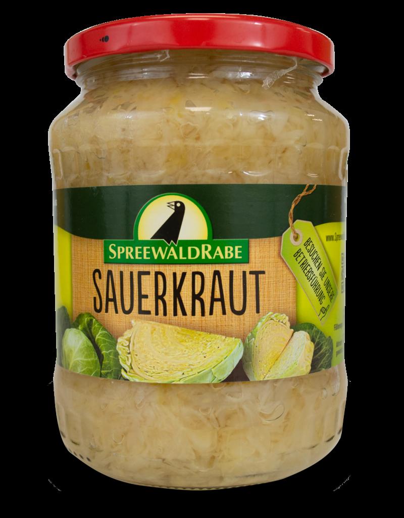 Spreewaldrabe Spreewaldrabe Sauerkraut 720ml
