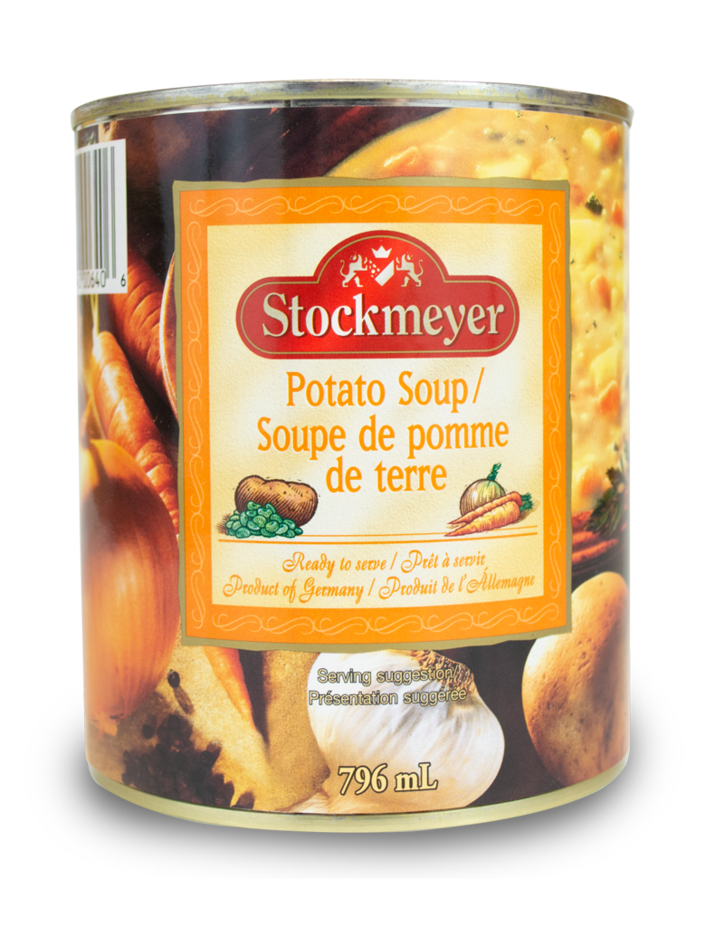 Stockmeyer Stockmeyer Potato Soup 796ml