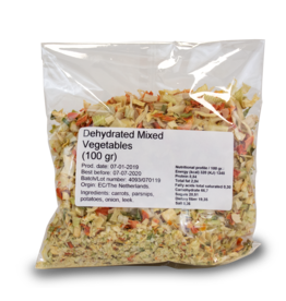 Dika Dehydrated Mixed Vegetables