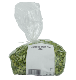 The Dutch Shop Dehydrated Split Peas 450g