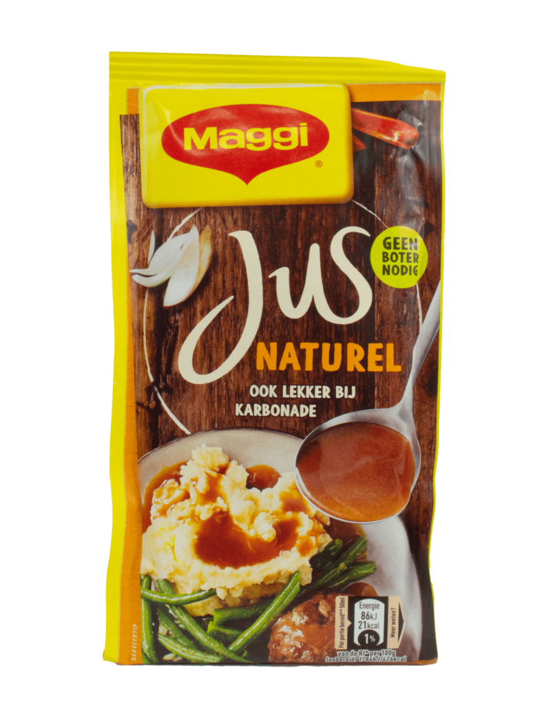 Maggi Maggi Jus Gravy Mix - Naturel 29g