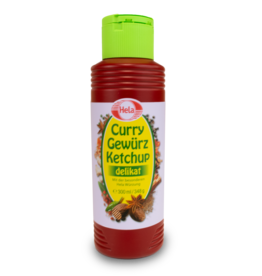 Hela Curry Ketchup Mild 300ml