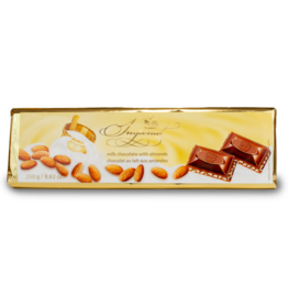 Imperial Almond Chocolate Bar 250g