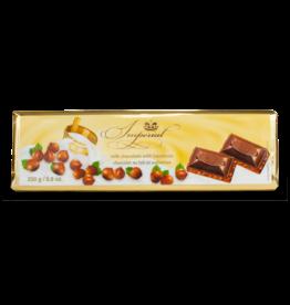 Imperial Hazelnut Chocolate Bar 250g
