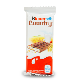 Ferrero Ferrero Kinder Country 23.5g