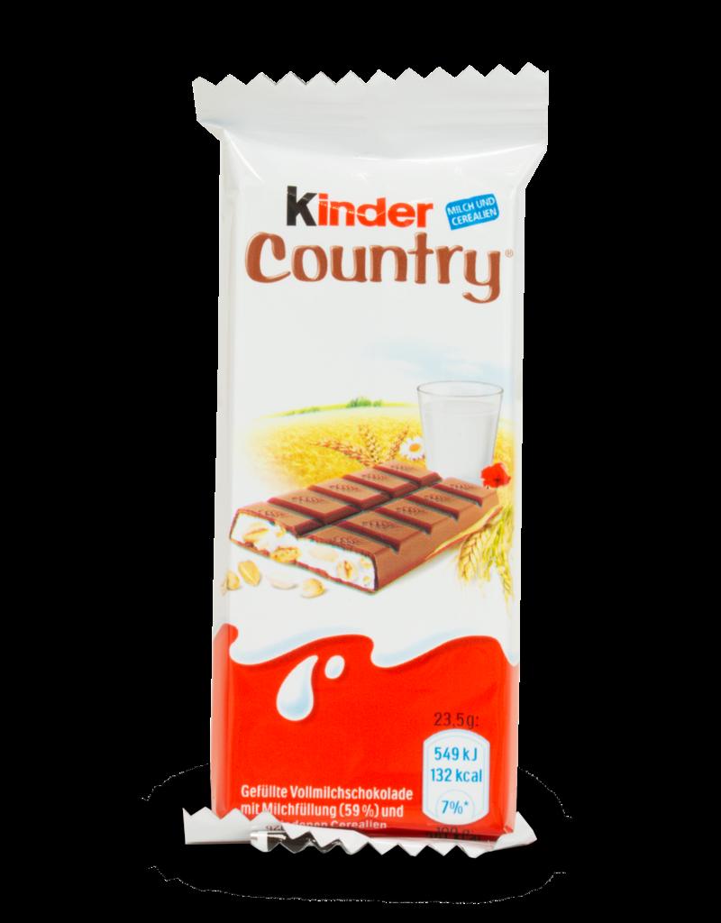 Ferrero Ferrero Kinder Country 23.5g