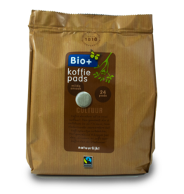 Bio+ Fair Trade Dutch Roast Coffee Pods 24pk