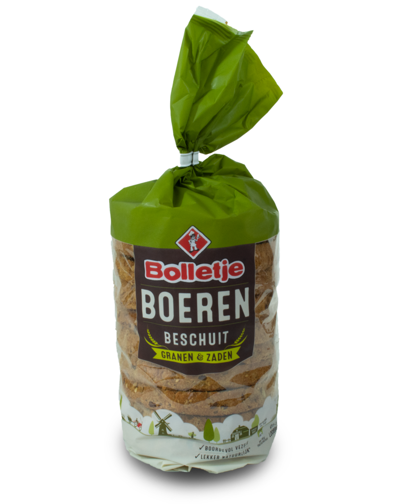Bolletje Bolletje Boeren Beschuit (Rusk) 10pcs
