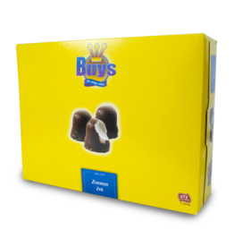 Buys Buys Mallow Cakes 2x6 200g