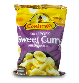 Conimex Kroepoek Curry 75g