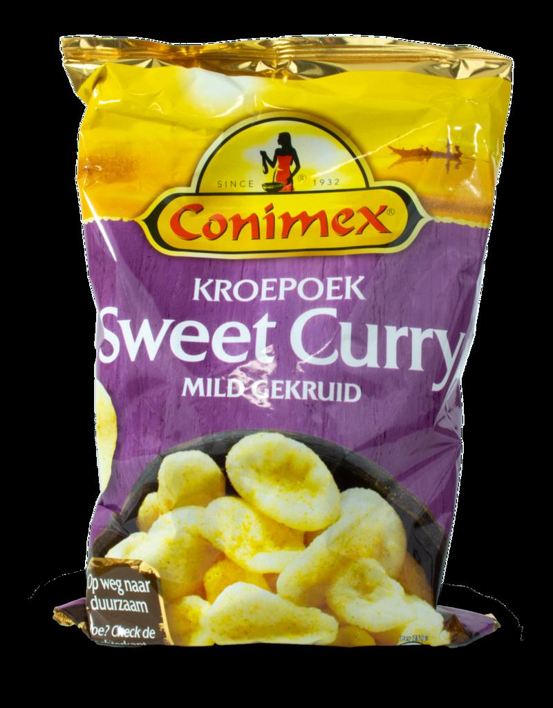 Conimex Conimex Kroepoek Curry 75g