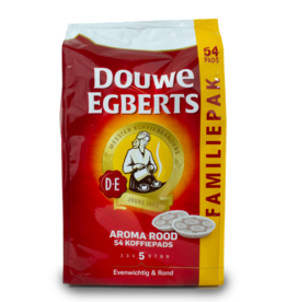 Douwe Egberts Red Coffee Pods 54pk