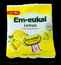 Em-Eukal Lemon Sugar Free 50g