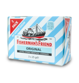 Fisherman's Friend Fisherman's Friend Original Sugar Free 3pk