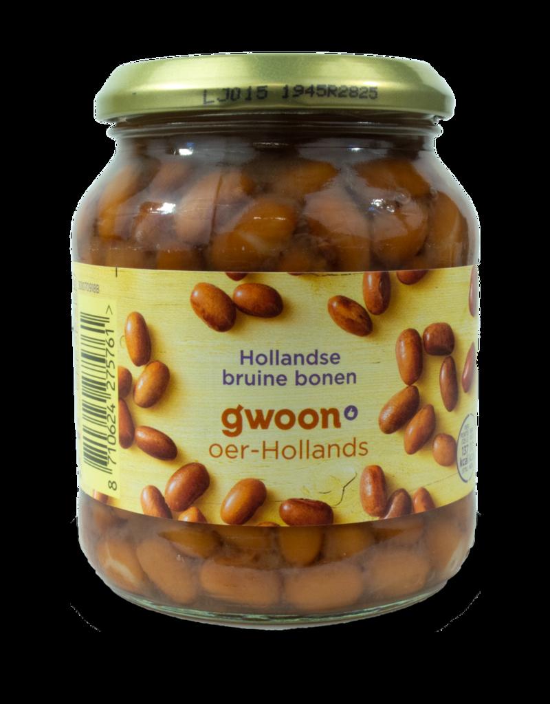 Gwoon Gwoon Brown Beans 360g