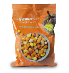 Gwoon Cocktail Nuts - Mild 300g