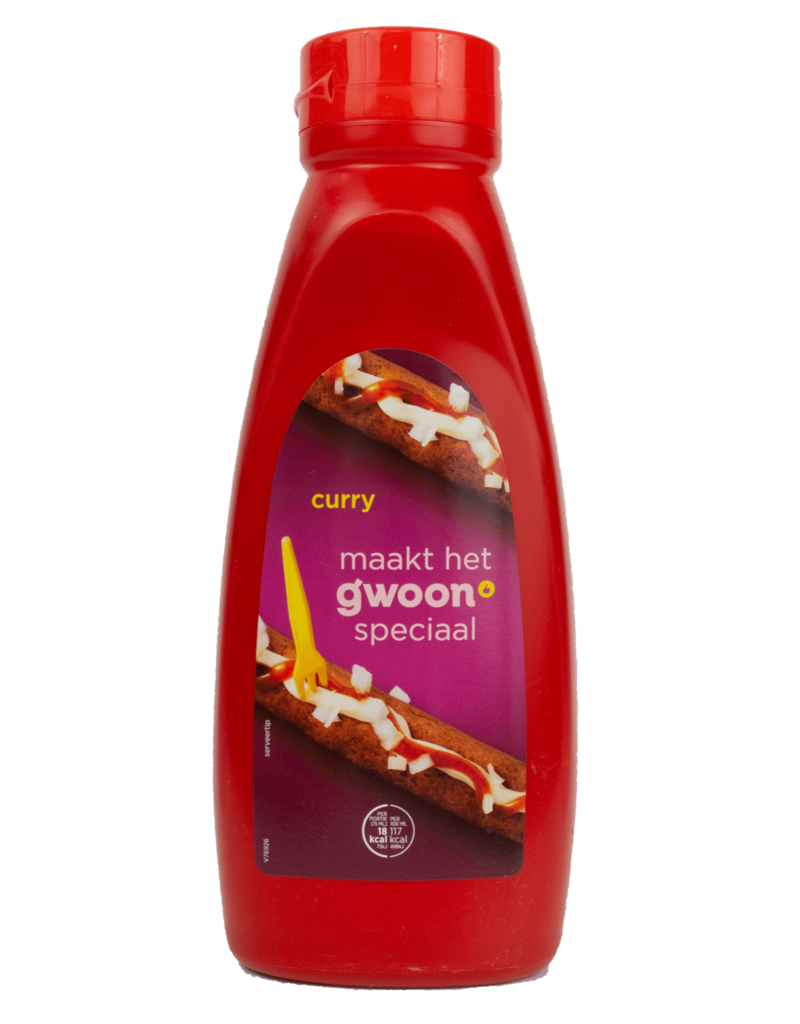 Gwoon Gwoon Curry Ketchup 750ml
