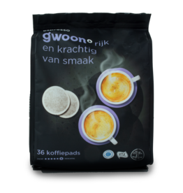 Gwoon Espresso Coffee Pods 36pk
