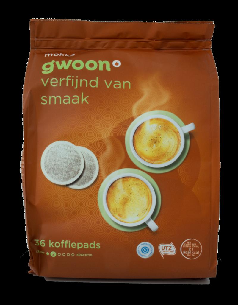 Gwoon Gwoon  36 Mocha Coffee Pods