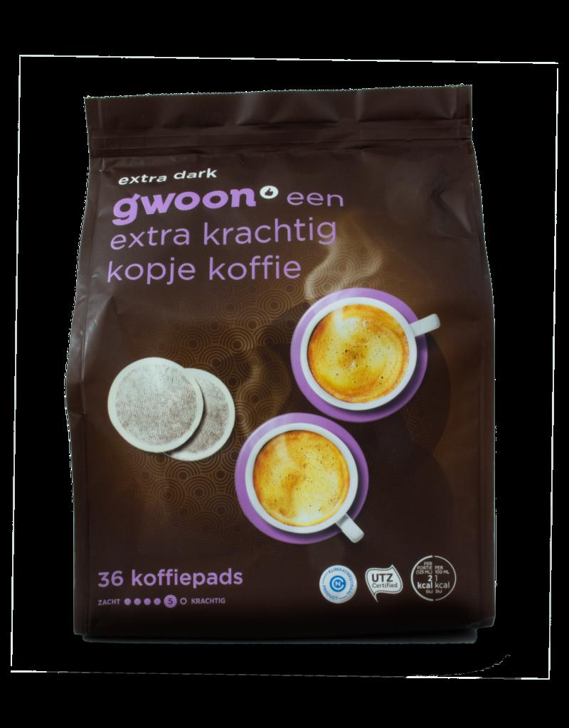 Gwoon Gwoon Extra Dark Coffee Pods