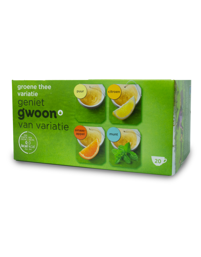 Gwoon Gwoon Green Tea Variation