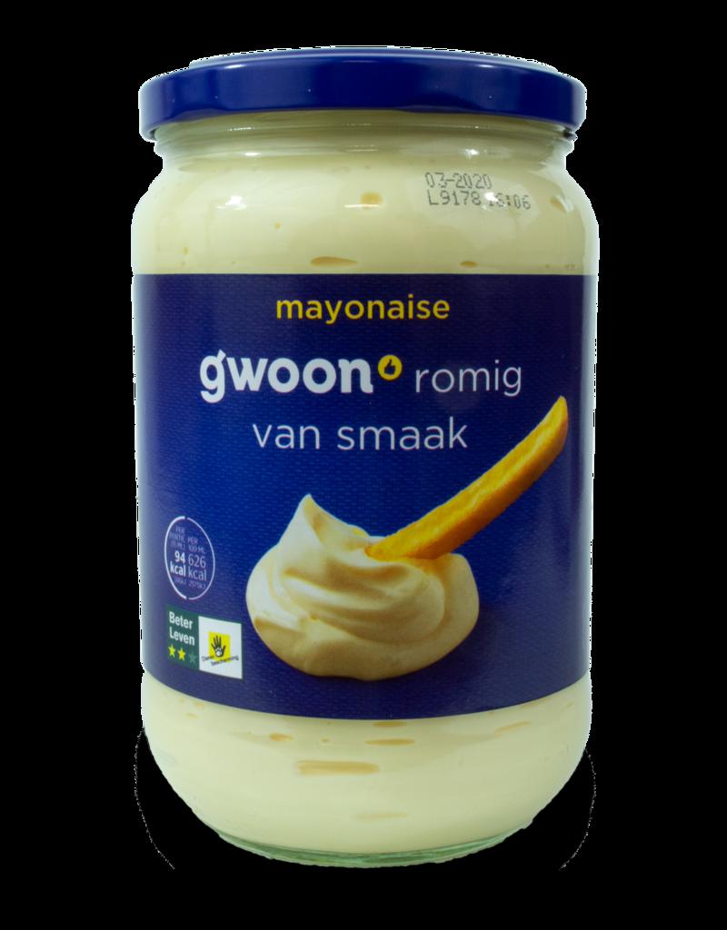 Gwoon Gwoon Mayonnaise 650ml