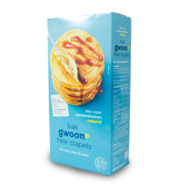 Gwoon Pancake Mix Natural 400g
