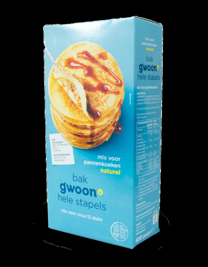 Gwoon Gwoon Pancake Mix Natural 400g