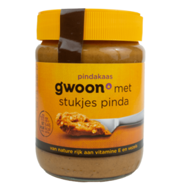 Gwoon Chunky Peanut Butter 350g