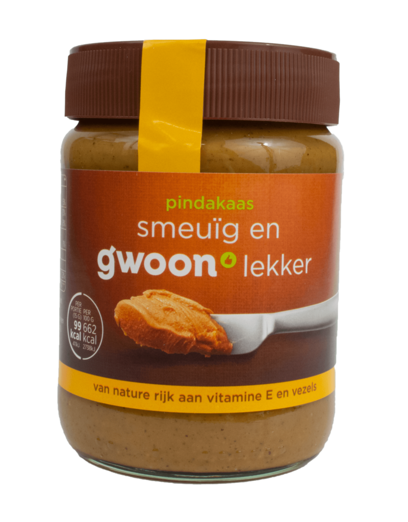 Gwoon Gwoon Peanut Butter 350g