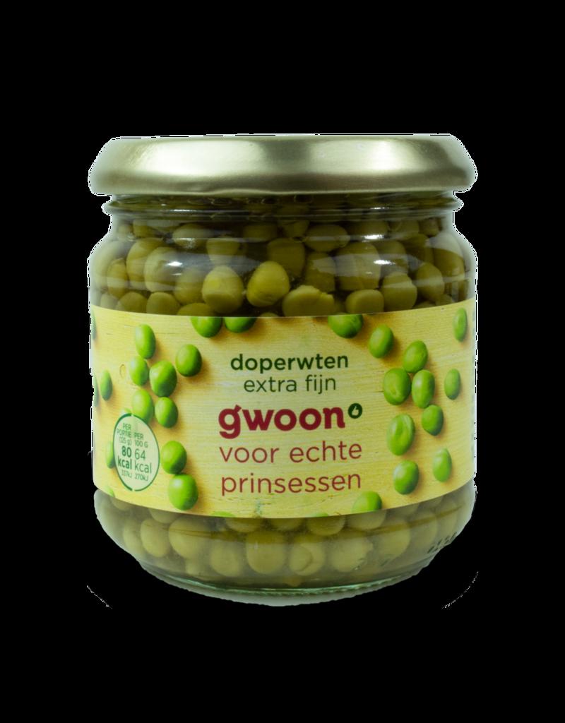 Gwoon Gwoon Green Peas 180g