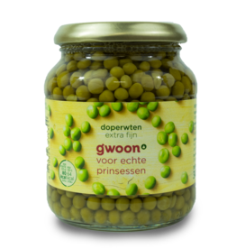 Gwoon Green Peas 320g