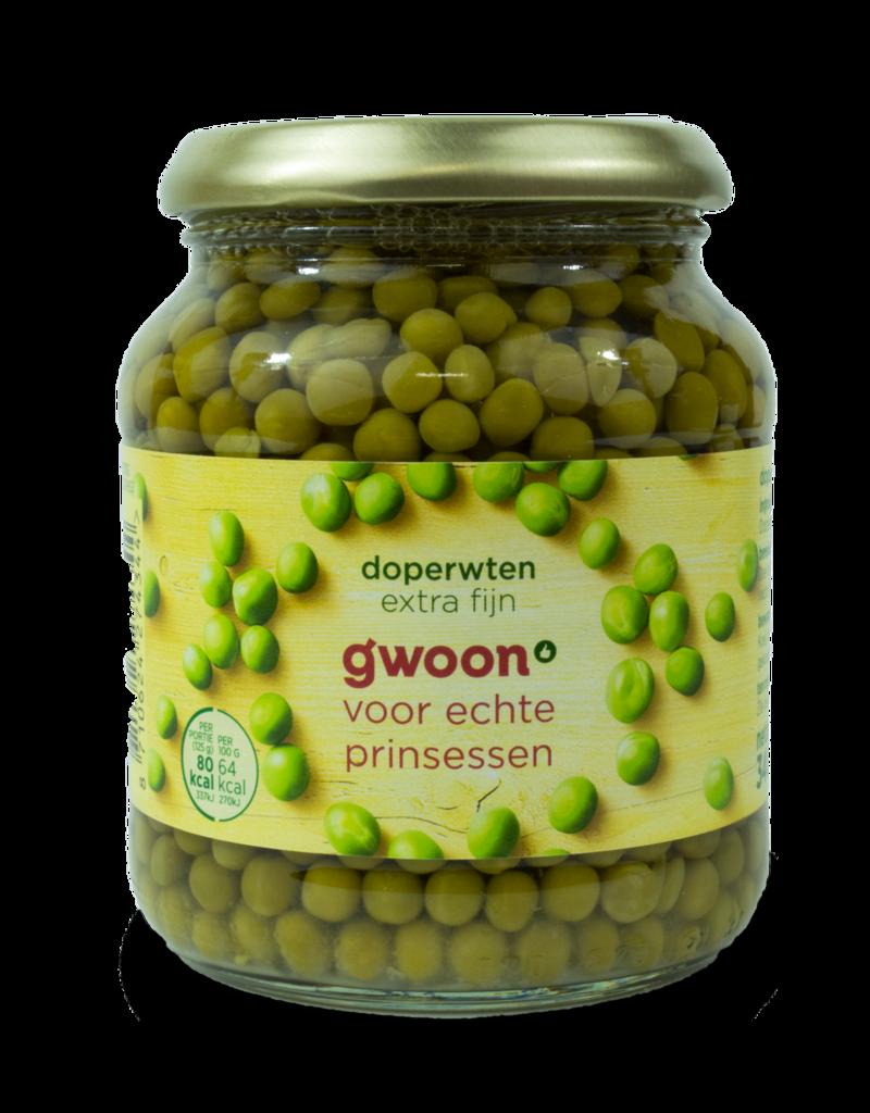 Gwoon Gwoon Green Peas 320g