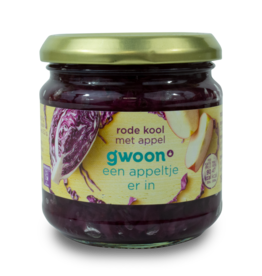 Gwoon Red Cabbage with Apple 190g