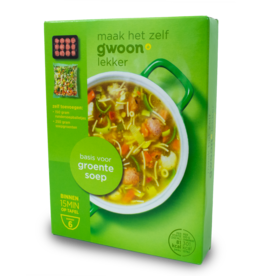 Gwoon Soup Mix - Vegetable 70g